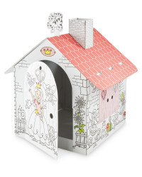 Fairy Cottage Colour-In Playhouse