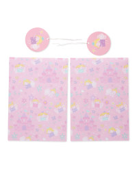 Fairy Gift Wrap & Tags 2-Pack