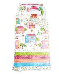 Fairy Print Cot Bed Duvet Set