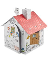 Farm Colour-In Playhouse