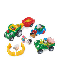 WOW Farm Pre School Mega Set