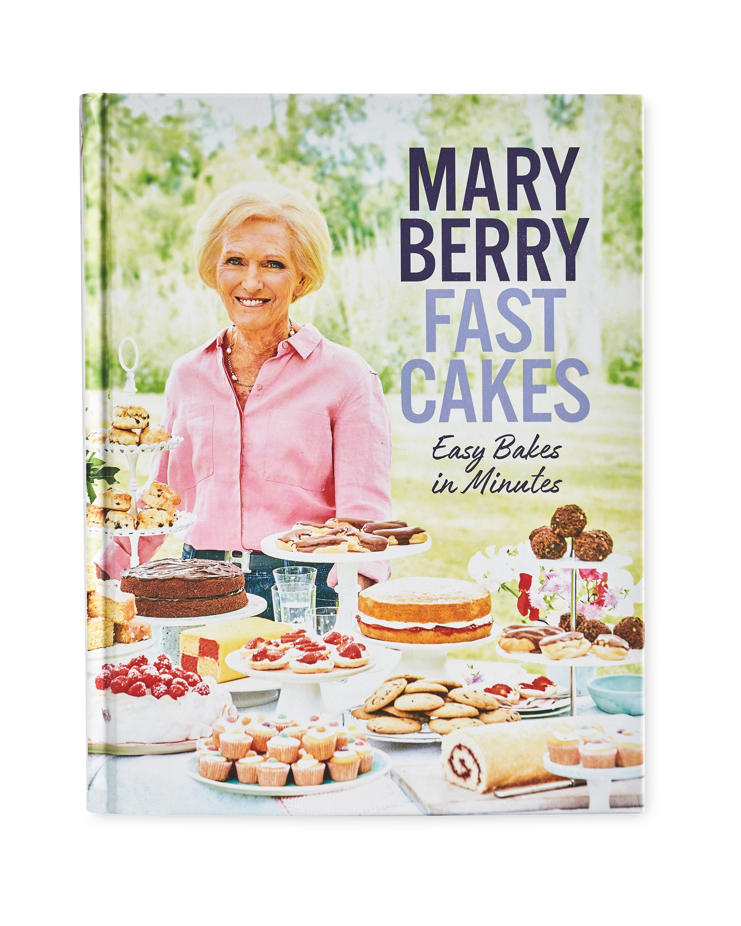 Mary Berry Fast Cakes Baking Book