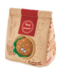 Fast Food Hide And Seek Dog Toy