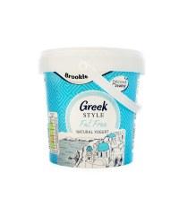 Fat Free Greek Style Natural Yogurt