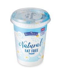Fat Free Natural Yoghurt