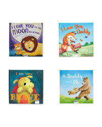 Father's Day Padded Story Books