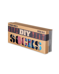 DIY-Themed Socks