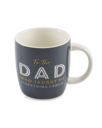 Fathers Day Mug - Navy