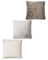 Kirkton House Faux Fur Cushion