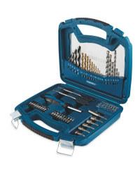 Ferrex 50 Piece Drill Bit Set