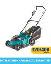 Ferrex Cordless Lawn Mower