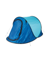 Festival Blue Pop-Up Tent