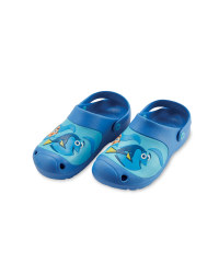 Finding Dory Children's Clogs - Blue