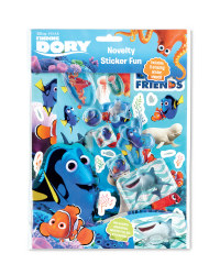 Finding Dory Novelty Sticker Fun
