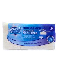 Non scratch Fingergrip Scourers