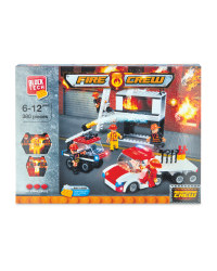 Fire Crew Block Tech Set