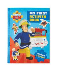 Fireman Sam 1st Sticker Book
