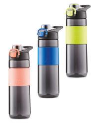 Crane Push Button Fitness Bottle
