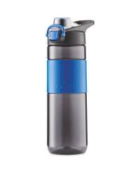 Crane Push Button Fitness Bottle - Blue