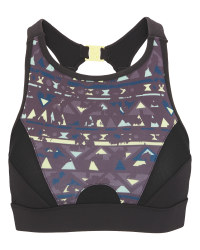 Fitness Bra All Over Print