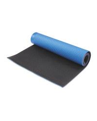 Crane Wipeable Fitness Mat - Blue