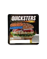 Flame Grilled Chicken Sandwich