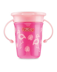 Nuby Flamingo 360 Sippy Cup