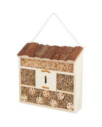 Flat Roof Bee And Insect House