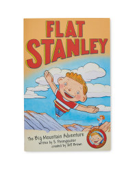 Flat Stanley & the Big Mountain