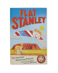 Flat Stanley & the Boomerang
