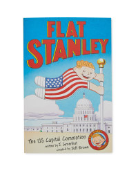 Flat Stanley & the Capital Commotion