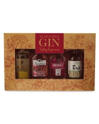 British Flavoured Gin Tasting Pack