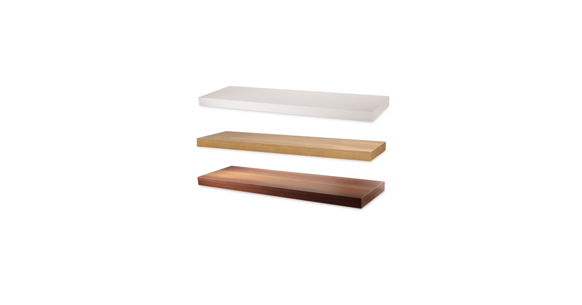 Floating Shelves A