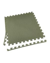 Green Multipurpose 2.2m2 Floor Mats
