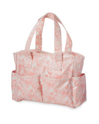 Floral Craft Bag