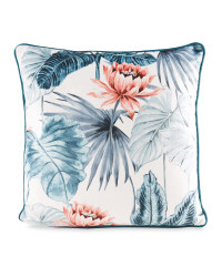 Kirkton House Floral Cushion