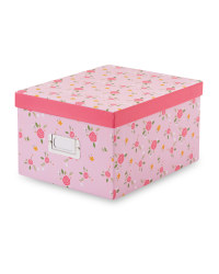 Floral Design Large Bankers Box