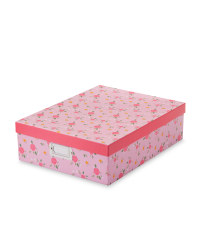 Floral Small Box