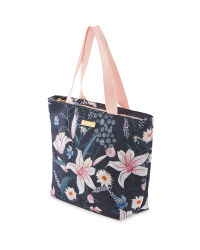 Floral Tote Lunch Bag