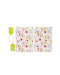 Floral Wrapping Paper & Tags