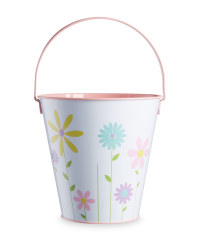Flower Egg Hunt Tin