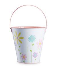 Flower Egg Hunt Tin