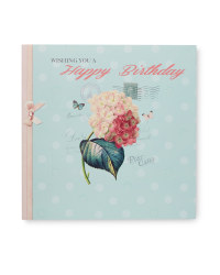 2 Pack Birthday Card - Flowers