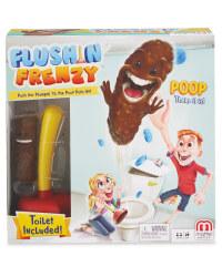 Flushing Frenzy Mattel Board Game