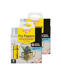 Fly Paper 2 Pack