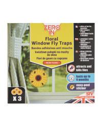 Zero In Fly Window Trap