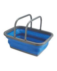 Adventuridge Folding Bowl - Blue