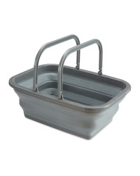 Adventuridge Folding Bowl - Grey