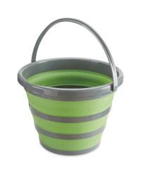 Adventuridge Folding Bucket - Green