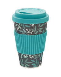Foliage Bamboo Travel Mug